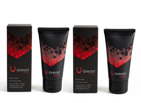U-Body Breast Cream (pack 2)