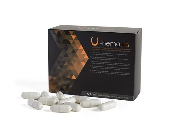 U-Body Hemo Pills