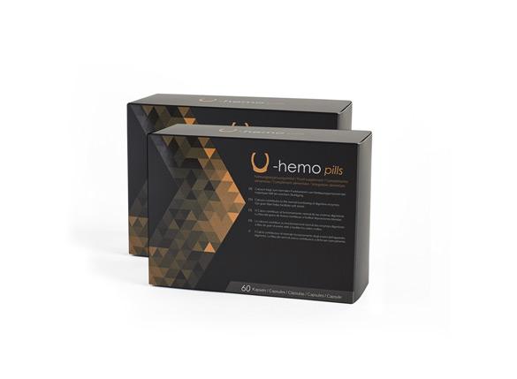 U-Hemo Pills (pack 2)