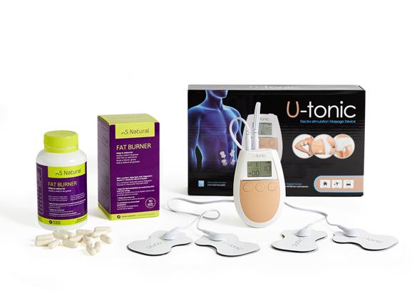 1 U-Tonic Device + 1 Xsnatural Fatburner Pills