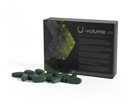U-Body Volume Pills
