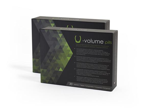 U-Body Volume Pills (pack 2)