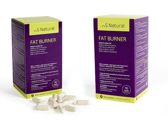XS Natural Fat Burner (Pack 2)