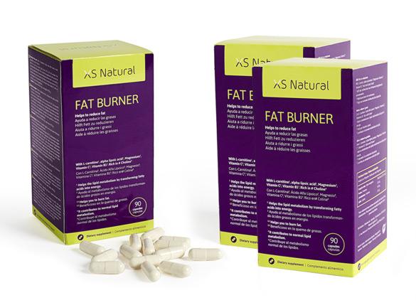 XS Natural Fat Burner (Pack 3)